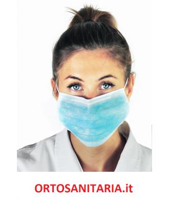 Mascherina chirurgica antibatterica Beni-masc