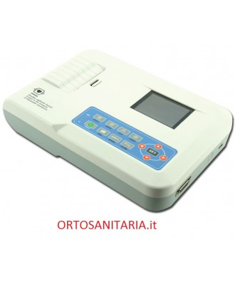 elettrocardiografo ECG CONTEC 300G