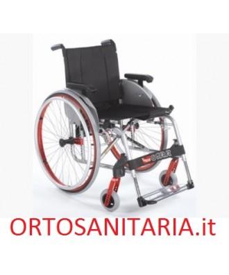 Carrozzina leggera Ministar Premium Offcarr
