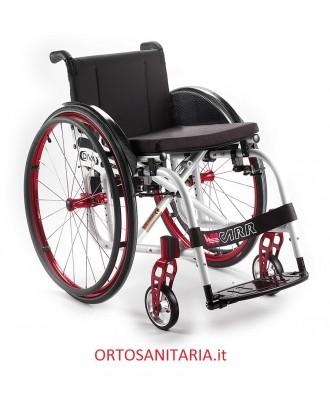 Carrozzina ultralight Diva Offcarr