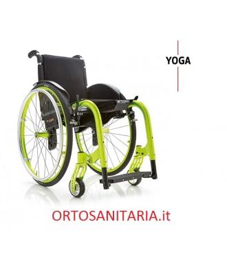 Carrozzina Yoga Progeo