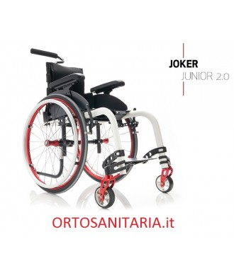 Carrozzina Joker Junior 2,0 Progeo