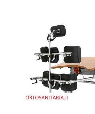 Standing sostegno bacino-testa-schiena KSP N3006