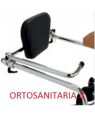 Standing spinta posteriore regolabile in anteroposteriore KSP N3004