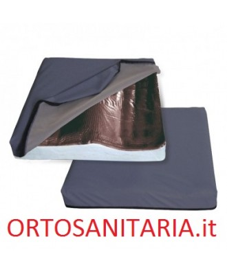 Cuscino con base preformata a gel automodellante