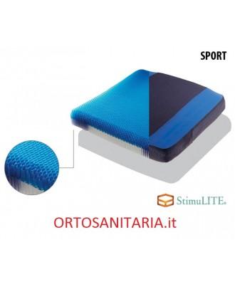 Stimulite-sistema antidecubito a nido d'ape SPORT altezza 5 cm.