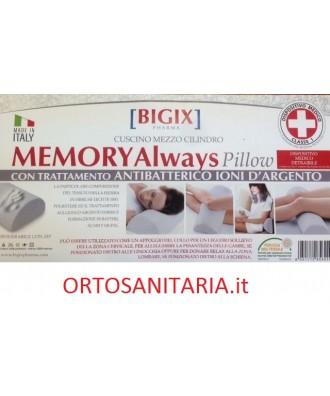 cuscino mezzo cilindro Bigix Pharma