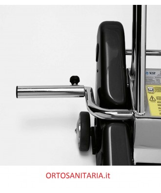 Accessori montascale a cingoli N9012 (coppia prolunghe)