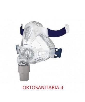 maschera oro-nasale X per CPAP