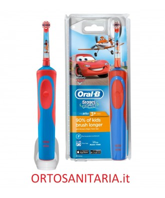 Vitality Kids Cars Oral-B