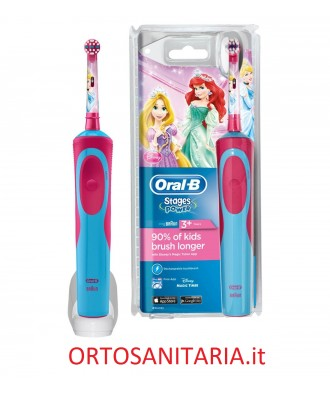Vitality Kids Princess Oral-B