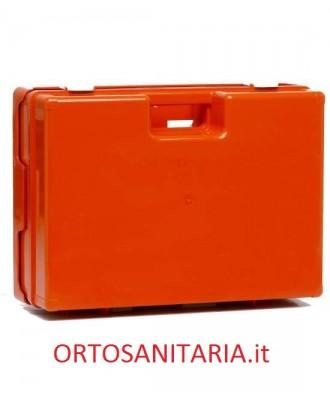 Multi Red Cassetta vuota arancio