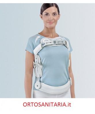 Iperestensore vertebrale a 3 punti basculante FGP F35-100