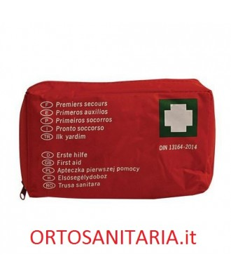 Soft Bag DIN 13164-2014 borsa di pronto soccorso