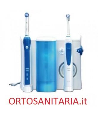 Idropulsore Oral-B Oxyjet MD20+spazzolino PRO 3000
