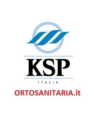 Deambulatore pieghevole KSP  R11 (con ascellari)