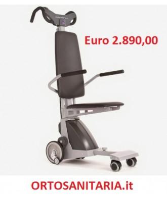 Montascale a ruote scala Combi Eco T10 Vimec
